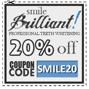 Smile Brilliant Teeth Whitening System Review & Giveaway