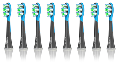 Electric toothbrush heads 8 pack